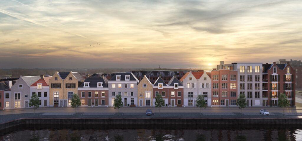 050 Zuiderhaven Harlingen Panorama Gewijzigd Verkleind